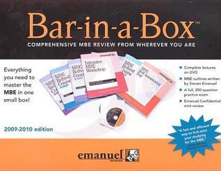 Bar-In-A-Box Steven L. Emanuel