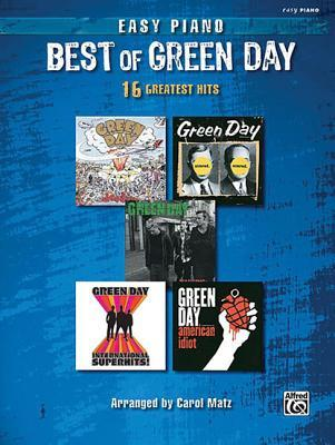 The Best of Green Day: Easy Piano Day Green