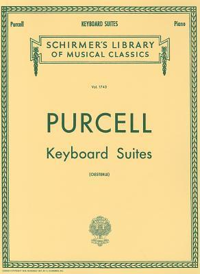 Keyboard Suites: Piano Solo  by  Henry Purcell
