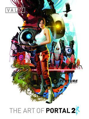 The Art of Portal 2  by  Valve