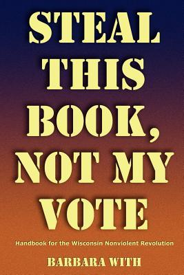 Steal This Book, Not My Vote Barbara Lee With