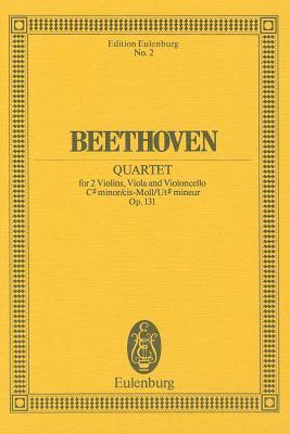 String Quartet in C-Sharp Minor, Op. 131 Ludwig van Beethoven