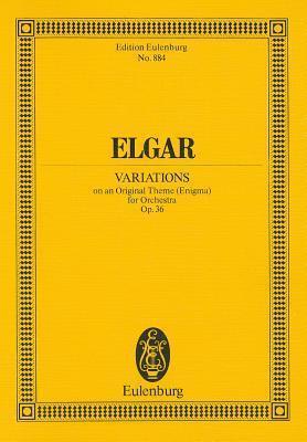 Enigma Variations, Op. 36  by  Edward William Elgar