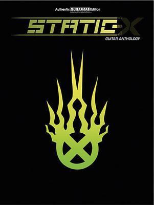 Static X - Guitar Anthology Static-X