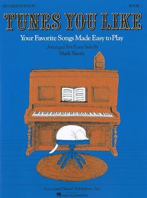 Tunes You Like - Book 1: Easy Piano Solo  by  Various