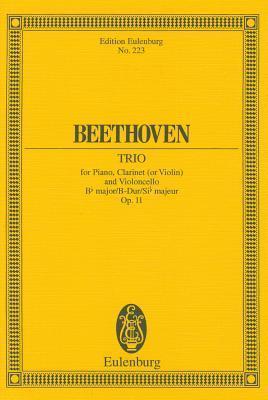 Piano Trio in B-Flat Major, Op. 11 Ludwig van Beethoven