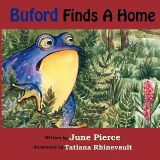 Buford Finds a Home  by  June Pierce