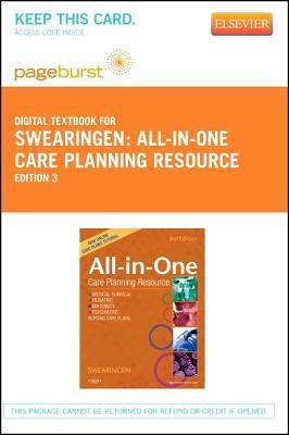 All-In-One Care Planning Resource - Pageburst E-Book on Vitalsource Pamela L. Swearingen
