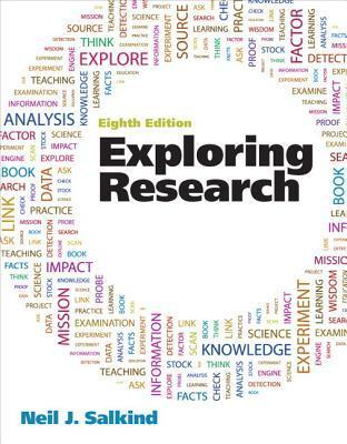 Exploring Research Plus Mysearchlab with Etext -- Access Card Package Neil J. Salkind
