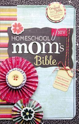 Homeschool Moms Bible-NIV: Daily Personal Encouragement  by  Janet Tatman