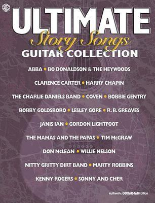 Ultimate Story Songs Guitar Collection: Authentic Guitar Tab  by  Alfred A. Knopf Publishing Company, Inc.