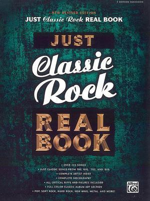 Just Classic Rock Real Book Nadine Demarco