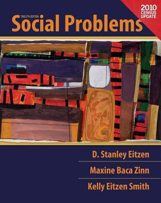 Social Problems, Census Update Plus Mysoclab with Etext -- Access Card Package  by  D. Stanley Eitzen