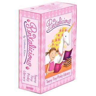 Pinkalicious: Teeny Tiny Pinky Library Victoria Kann