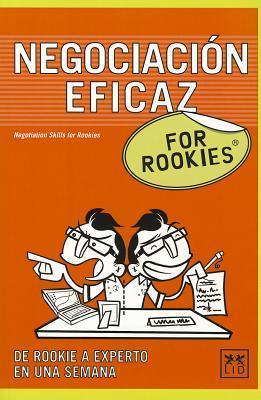 Rookies Negociacion Eficaz LID Editorial