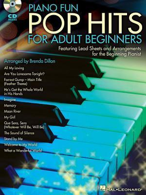 Piano Fun Pop Hits for Adult Beginners Brenda Dillon