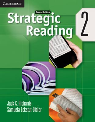 Strategic Reading 2  by  Jack C. Richards