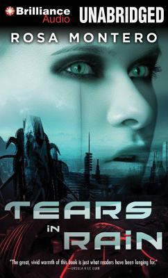 Tears in Rain Rosa Montero