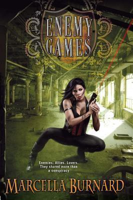 Enemy Games (Enemy, #2) Marcella Burnard