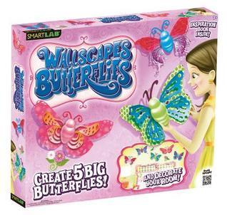 Wallscapes - Butterflies Nancy Cortelyou