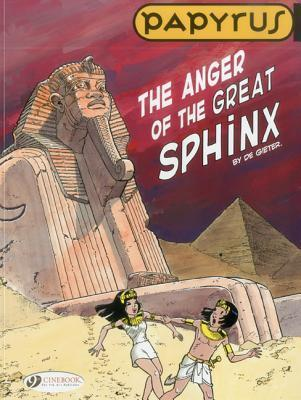 The Anger of the Great Sphinx Lucien De Gieter