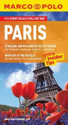 Paris Marco Polo Guide [With Map]  by  Waltraud Pfister-Bläske