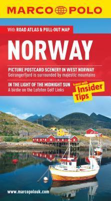 Norway Marco Polo Guide [With Map]  by  Jens-Uwe Kumpch