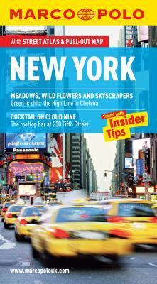New York Marco Polo Guide [With Map]  by  Marco Polo Guide
