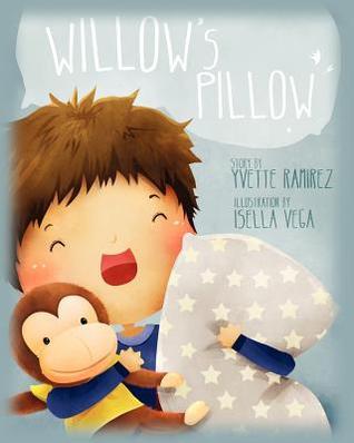 Willows Pillow  by  Yvette Coloma Ramirez