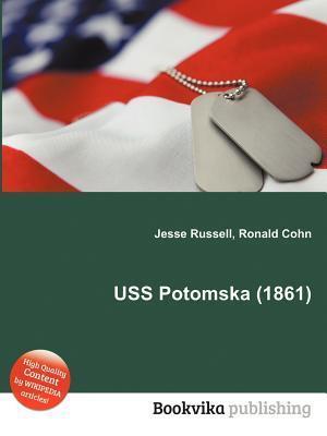 USS Potomska (1861) Jesse Russell