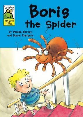 Boris The Spider Damian Harvey