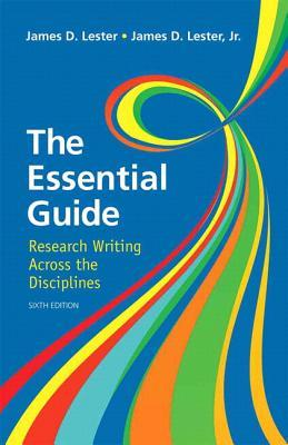 Essential Guide: Research Writing Plus New Mycomplab -- Access Card Package  by  James D. Lester Jr.
