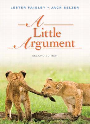 A Little Argument  by  Lester Faigley