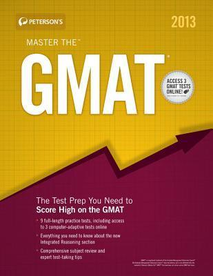 Master the GMAT: Diagnosing Strengths and Weaknesses: Part II of VI  by  Petersons