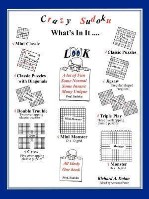 Crazy Sudoku Richard A. Dolan