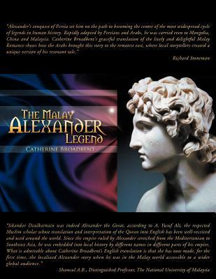 The Malay Alexander Legend  by  Catherine Broadbent