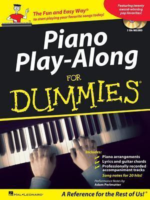 Piano Play-Along for Dummies  by  Hal Leonard Publishing Company