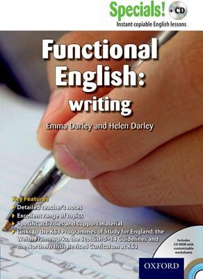 English: Functional English   Writing  by  Emma Darley