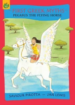 Pegasus The Flying Horse Saviour Pirotta