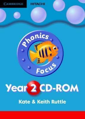 Phonics Focus Year 2 CD-ROM Kate Ruttle