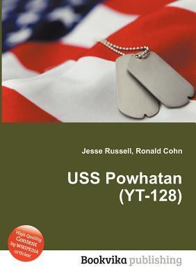 USS Powhatan (Yt-128)  by  Jesse Russell