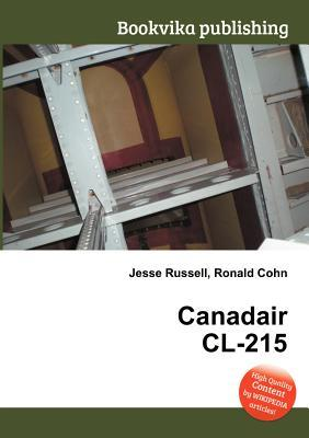 Canadair CL-215 Jesse Russell