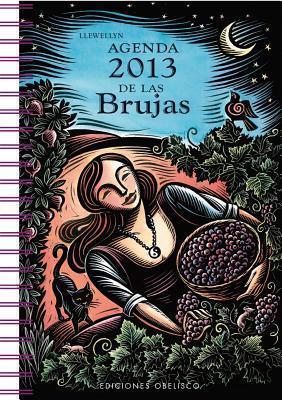 Agenda de Las Brujas 2013  by  Llewellyn Publications