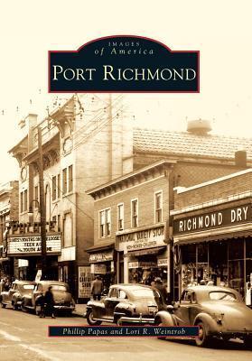 Port Richmond  by  Phillip Papas