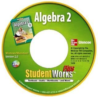 Algebra 2, Studentworks Plus DVD  by  McGraw-Hill Education