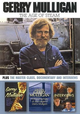 Gerry Mulligan: The Age of Steam [With CD (Audio)]  by  Gerry Mulligan
