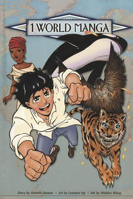 1 World Manga: Passages Annette Roman