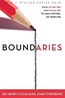 a book report on boundaries when to say yes when to say no to take control of your life by dr henry  Dr john townsend essay examples a book report on boundaries: when to say yes, when to say no to take control of your life by dr henry cloud and dr john townsend.