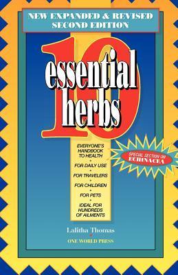 10 Essential Herbs Lalitha Thomas