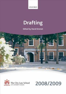 Drafting 2008-2009: 2008 Edition  by  City Law School